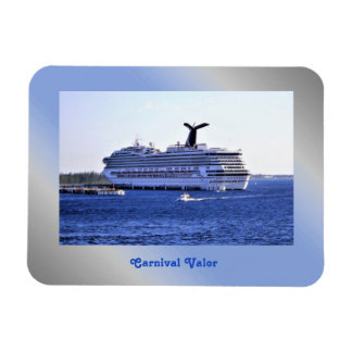 Cozumel Cruise Ship Visitor Magnet