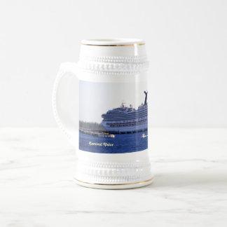 Cozumel Cruise Visit Custom Beer Stein