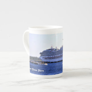 Cozumel Cruise Visitor Personalized Tea Cup
