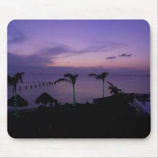 Cozumel Night Life Mouse Pad