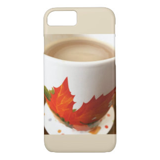 Cozy Autumn Coffee iPhone 8/7 Case