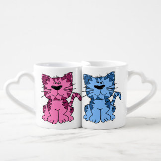 Cozy Cats Lovers' Mug