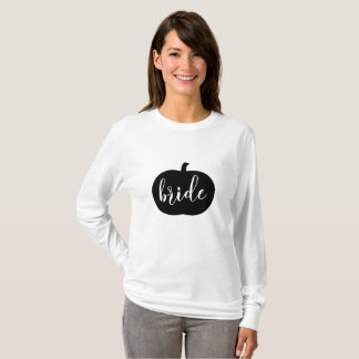 Cozy Fall Bride T-Shirt