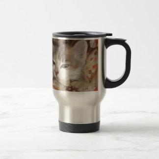 Cozy Furrball Travel Mug