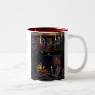 Cozy Home Fire Mug