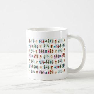Cozy Kid Unicorns Pattern Coffee Mug