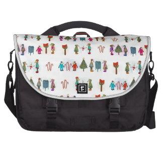 Cozy Kid Unicorns Pattern Laptop Bags