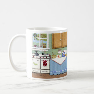 Cozy Kitchen Mug