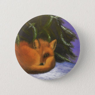 Cozy Morning 2 Inch Round Button
