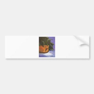 Cozy Morning Bumper Sticker