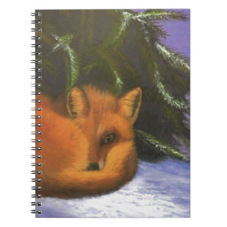 Cozy Morning Spiral Notebook