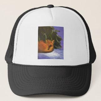 Cozy Morning Trucker Hat