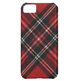 Cozy Red Plaid iPhone 5C Cover