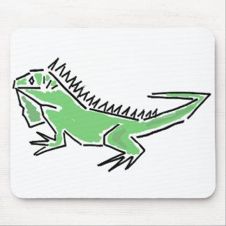 CP- Funky Iguana Mousepad