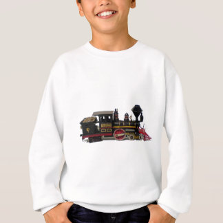 CP Huntington engine SP-1 Sweatshirt