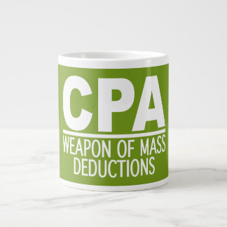 CPA custom color mugs