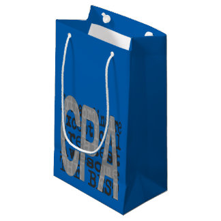CPA Extraordinaire Small Gift Bag
