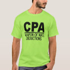 CPA shirt – choose style & colour