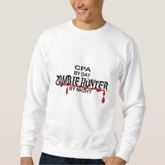 CPA Zombie Hunter Pullover Sweatshirts