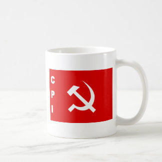 CPI-flag communist party of India Coffee Mug