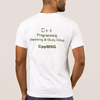 CppMSG T-Shirt