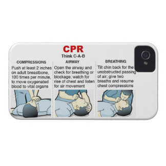 CPR - iPhone 4 Case Mate