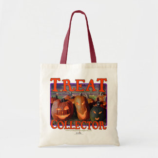CP's TREAT COLLECTOR Tote Bag