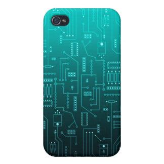 cpu : circuit board iPhone 4 cases
