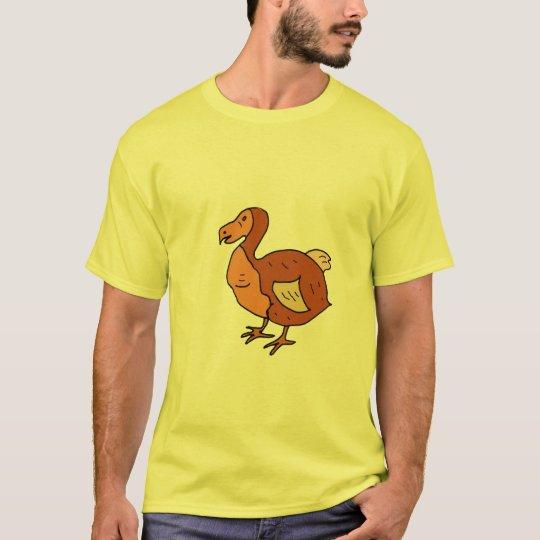 CQ- Funny Dodo Bird T-shirt