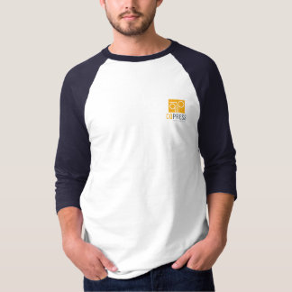 CQ Press Men's Baseball T-shirt