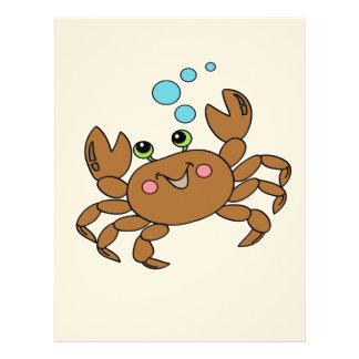 Crab 3 letterhead