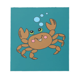 Crab 3 notepad
