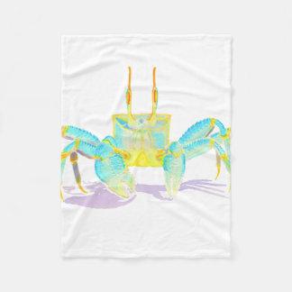 crab_6500_shirts fleece blanket