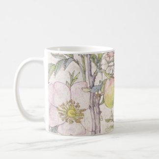 Crab Apple Wildflower Flower Blossoms Mug