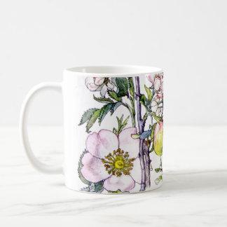 Crab Apple Wildflower Flowers Blossoms Mug