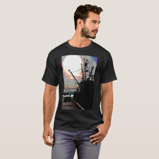 Crab Boat Photo Shirt