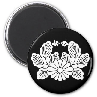 Crab chrysanthemum (crest 之 spring) magnet