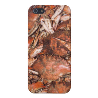 Crab Feast iPhone 5 Covers