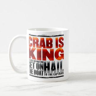 Crab is King Mug