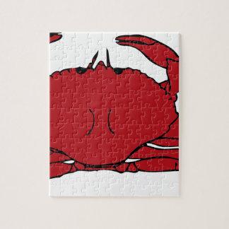 Crab Jigsaw Puzzle