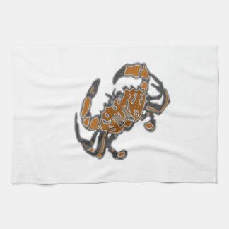 Crab Kitchen Towel