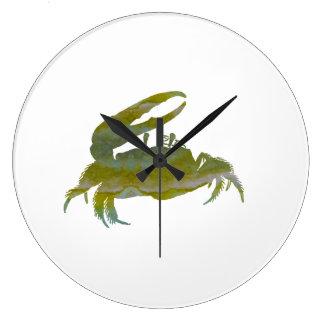 crab large clock