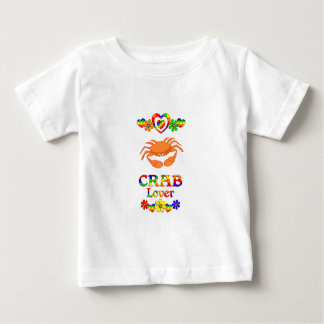 Crab Lover Baby T-Shirt