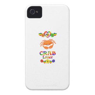 Crab Lover iPhone 4 Case