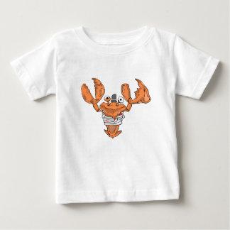 Crab Monster love Baby T-Shirt