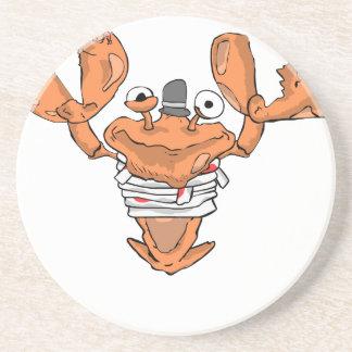 Crab Monster love Coaster