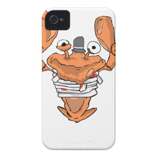 Crab Monster love iPhone 4 Case