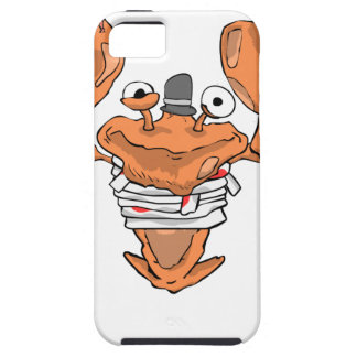 Crab Monster love iPhone 5 Case