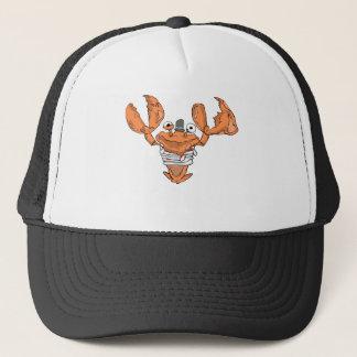 Crab Monster love Trucker Hat