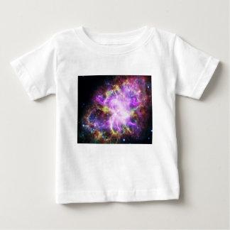 Crab Nebula Baby T-Shirt